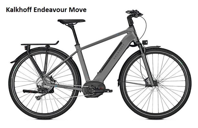 Kalkhoff Endeavour Move Bosch Performance Line CX 500 Watt
