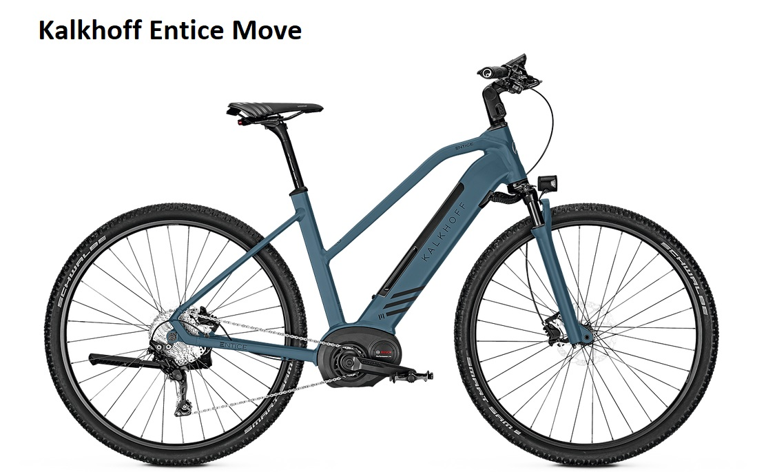 Kalkhoff Entice Move Bosch Performance Line CX 500 Watt