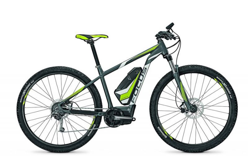 E-Mountainbike Focus Jarifa